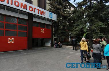 Сепаратисты захватили областное управление ГСЧС в Донецке