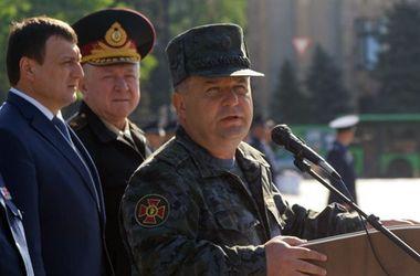 Противник стремится спровоцировать жертвы среди мирного населения - командующий Нацгвардией