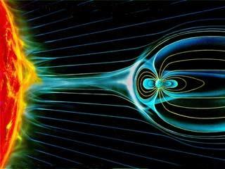 Прогноз магнитных бурь Солнца: онлайн мониторинг