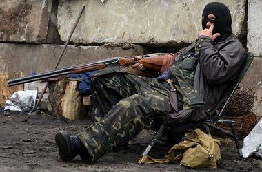 Сепаратисты покинули Славяносербский райотдел милиции в Луганской области