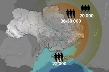 Россия до сих пор не отвела своих военных от украинской границы