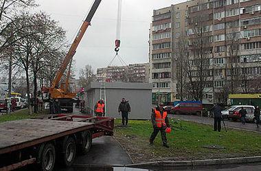 Киевским властям дали две недели, чтобы избавить город от ларьков