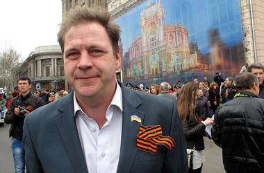 Одесса простилась с депутатом Маркиным, погибшим в Доме профсоюзов