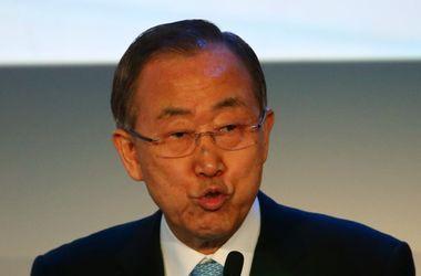 Генсек ООН вызвался стать посредником по урегулированию кризиса в Украине