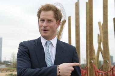 СМИ:Принц Гарри закрутил роман с актрисой