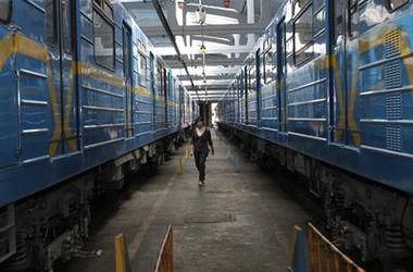В Киеве частично не работает красная ветка метро