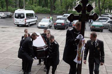 В Одессе уже похоронили троих погибших во время бойни 2 мая