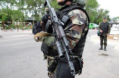 В Ровеньках вооруженные активисты пытались захватить райотдел милиции