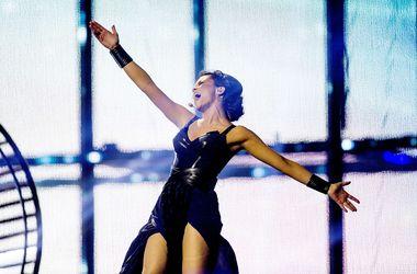 Мария Яремчук показала платье для Евровидения-2014