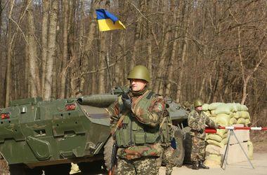 В Сумской области местные жители пытались отобрать оружие у пограничников