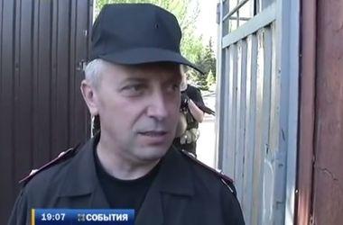 В Донецке усиливают охрану складов с оружием