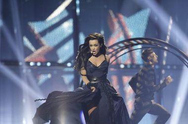 Евровидение 2014: Мария Яремчук показала, как празднует выход в финал