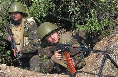 Украинские войска равномерно рассредоточены вдоль украино-российской границы