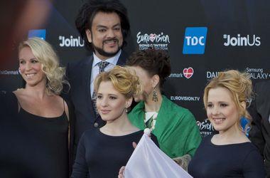 Филипп Киркоров прокомментировал скандал вокруг песни сестер Толмачевых для Евровидения