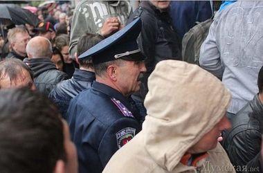 Экс-начальник одесской облмилиции Фучеджи объявлен в розыск