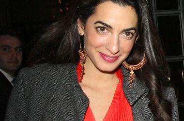 Невеста Джорджа Клуни думала, что предложение – это шутка