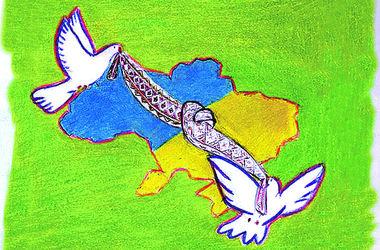 В Киеве появится большая патриотическая клумба