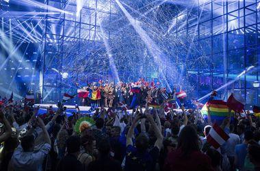 """В Копенгагене определилась вторая десятка финалистов """"Евровидения"""""""