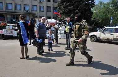 В Краматорске террористы оборудуют огневые точки - Тымчук