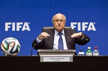 Зепп Блаттер снова будет баллотироваться на пост главы ФИФА