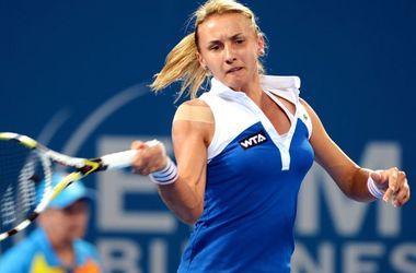 Леся Цуренко пробилась в полуфинал турнира в Словакии