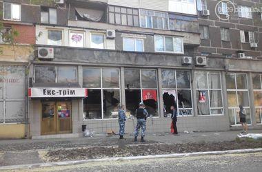 В Мариуполе пытались ограбить магазины с оружием