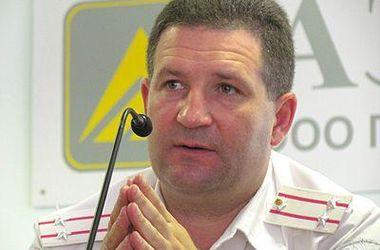 Милиция подтверждает гибель начальника ГАИ Мариуполя
