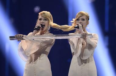 Сестры Толмачевы расплакались после финала Евровидения