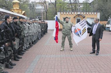 """Начальник Управления госохраны Гелетей: """"Наши контрснайперы были в Донецке. И будут еще"""""""