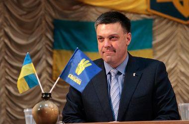 Тягнибок обещает сокращение депутатов и возвращение президенсткой формы правления
