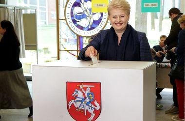 Литве придется провести второй тур президентских выборов
