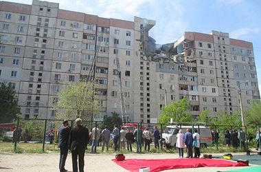 По факту взрыва дома в Николаеве МВД начало уголовное производство