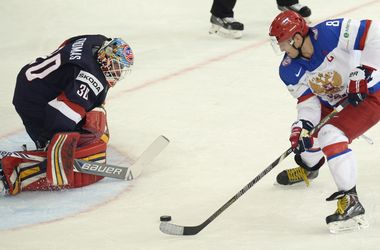 Россия разгромила американцев на чемпионате мира
