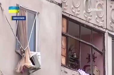 В Николаеве в жилом доме прогремел взрыв
