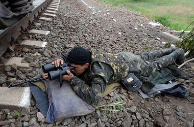 Раненых под Краматорском добивали снайперы - Генштаб