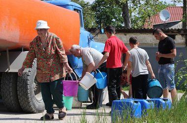 Крым готов платить высокую цену за поставки воды из Украины - Константинов