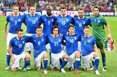 Италия назвала расширенный состав на ЧМ-2014