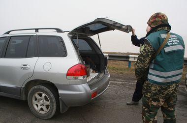 Из Крыма везли 1,3 миллиона гривен - Госпогранслужба