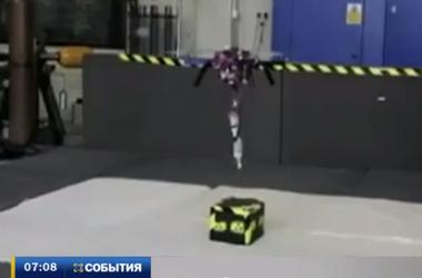 В Лондоне создали первый в мире летающий 3D-принтер