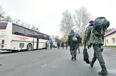 В Киеве собирают батальон для охраны важных объектов