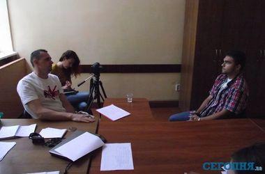 ФСБ России обвинило украинского режиссера в терроризме