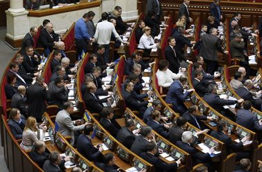 Руководители фракций будут заседать у Турчинова до 16:00