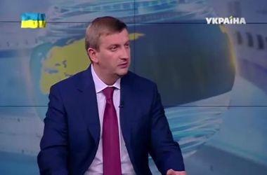 Петренко: Пока Украина только предупредила Россию