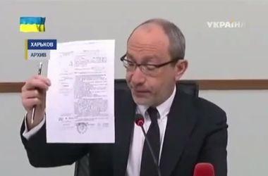 Запланированный допрос Геннадия Кернеса не состоялся