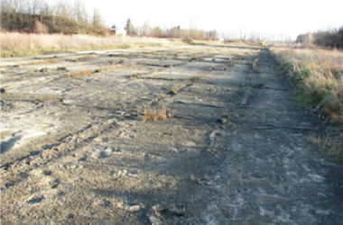 В Луганске украли взлетную полосу