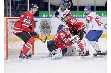 Канада гарантировала себе место в плей-офф чемпионата мира