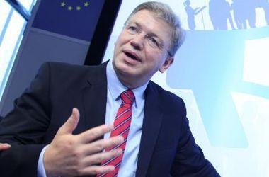 Фюле: Сотрудничество между Украиной и ЕС переходит на новый уровень