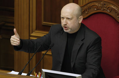 Украинский народ по праву гордится своими учеными - Турчинов
