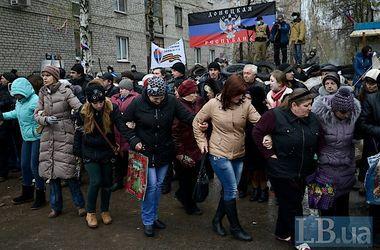 Приказ прикрываться женщинами и детьми отдавал Путин - Гриценко