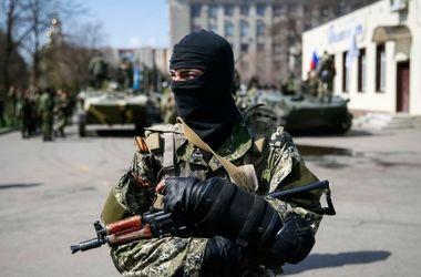 Украинских силовиков под Краматорском обстреливают из минометов